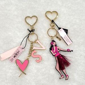 Victoria's Secret Key Chains